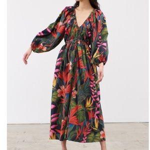 Mara Hoffman Simone dress - Zanzi print